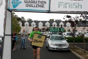 4 Marathon event Inishowen Co. Dnegal